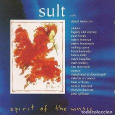 CDs de Música: VARIOS (VAN MORRISON, MARK KNOPFLER, ETC.) - SULT: SPIRIT OF THE MUSIC. Lote 231970690