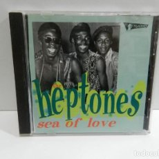 CDs de Música: DISCO CD. THE HEPTONES – SEA OF LOVE. COMPACT DISC.. Lote 231975600