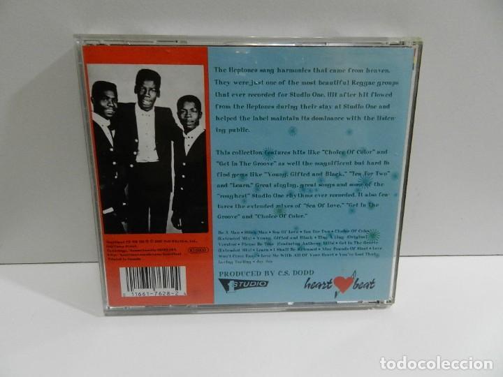 CDs de Música: DISCO CD. The Heptones – Sea Of Love. COMPACT DISC. - Foto 2 - 231975600