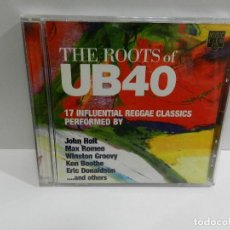 CDs de Música: DISCO CD. VARIOS ‎– THE ROOTS OF UB40. COMPACT DISC.. Lote 231981530