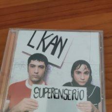 CDs de Música: CD L KAN. SUPERENSERIO. Lote 231982780