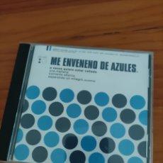 CDs de Música: CD ME ENVENENO DE AZULES. CD EP. Lote 232007220