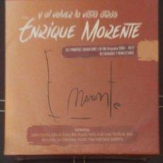 CDs de Música: ENRIQUE MORENTE (...Y AL VOVER LA VISTA ATRAS) BOX 6 CD'S + LIBRETO 40 PÁGINAS * PRECINTADO. Lote 232055550