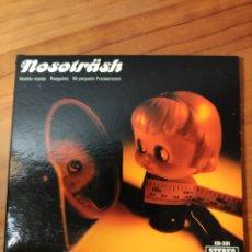 CDs de Música: CD NOSOTRÄSH. MALDITO ESPEJO+2. Lote 232058800