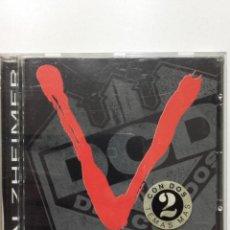 CDs de Música: DEF CON DOS - ALZHEIMER - CD - 1995 - 22 TEMAS. Lote 232062065