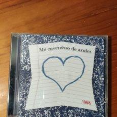 CDs de Música: CD ME ENVENENO DE AZULES. 1968. ELEFANT RECORDS. Lote 232063165