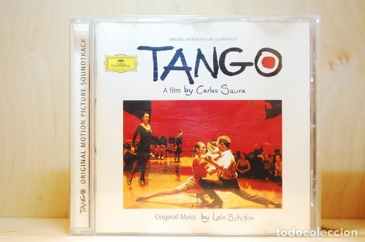 TANGO - BANDA SONORA ORIGINAL - PELÍCULA CARLOS SAURA - CD - (Música - CD's Bandas Sonoras)