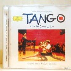CDs de Música: TANGO - BANDA SONORA ORIGINAL - PELÍCULA CARLOS SAURA - CD -. Lote 232081220