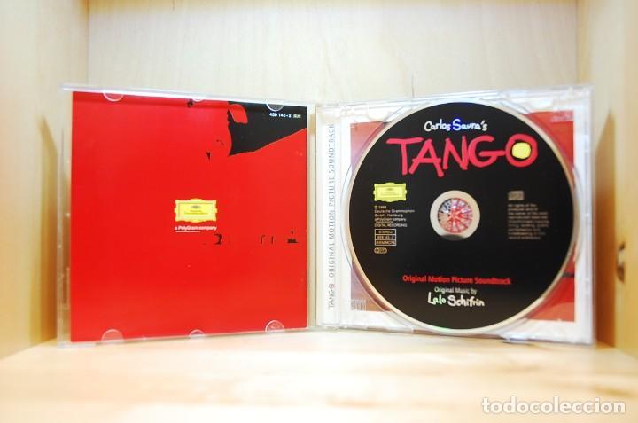CDs de Música: TANGO - BANDA SONORA ORIGINAL - PELÍCULA CARLOS SAURA - CD - - Foto 3 - 232081220