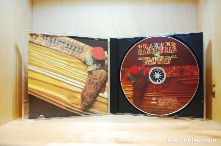CDs de Música: GRANDES RANCHERAS - por Miguel Aceves Mejía, Jorge Negrete, Pedro Vargas - CD - - Foto 3 - 232081450