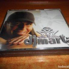 CDs de Musique: DJ MARTA VOL 3 DOBLE CD PRECINTADO 2003 DARREN TATE JONO GRANT MILK INC. DIANA FOX FREEDOM 2 CD. Lote 232121650