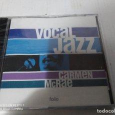 CDs de Música: VOCAL JAZZ - CARMEN MCRAE ( NUEVO PRECINTADO). Lote 232168905