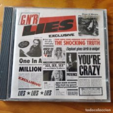 CDs de Música: GUNS N' ROSES - LIES - CD -. Lote 232168955