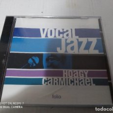 CDs de Música: VOCAL JAZZ - HOAGY CARMICHAEL ( NUEVO PRECINTADO). Lote 232170855
