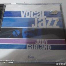 CDs de Música: VOCAL JAZZ - JUDY GARLAND ( NUEVO PRECINTADO). Lote 232171280