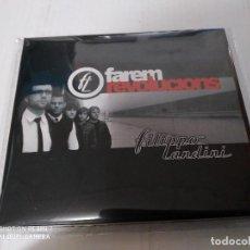 CDs de Música: FILIPPO LANDINI - FAREM REVOLUCIONS ( NUEVO PRECINTADO). Lote 232174725