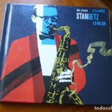 CDs de Música: LIBRO CD JAZZ. STAN GETZ.. Lote 232179440
