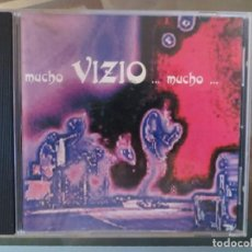 CDs de Música: VIZIO: MUCHO VIZIO....(CD) MUY DIFICIL!!!! C2C PRODUCCIONES - EXTREMODURO-SATIRA-ESTIGIA-ESTURION. Lote 232182090