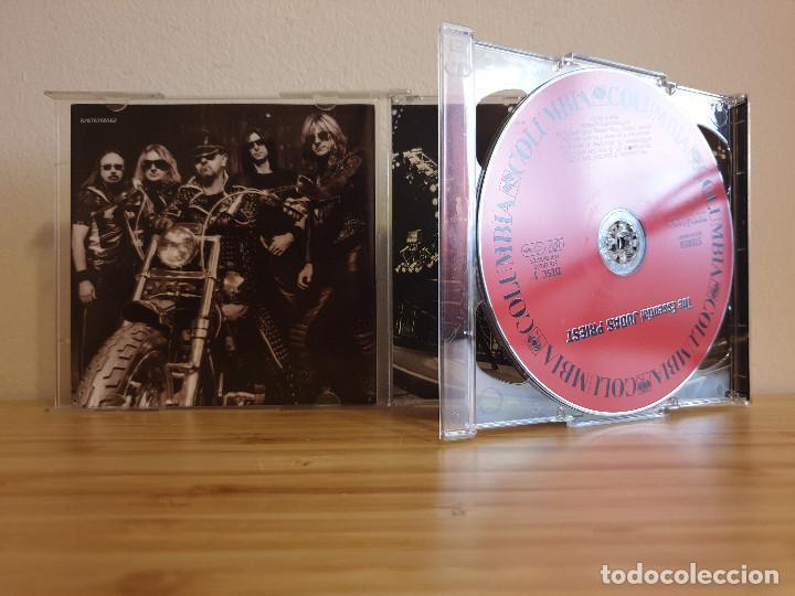 CDs de Música: The Essential_Judas Priest_CD Doble - Foto 3 - 232218265