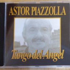 CDs de Música: ASTOR PIAZZOLLA (TANGO DEL ANGEL) CD 1999. Lote 232222950