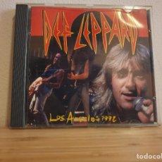 CDs de Música: EXCLUSIVO_LOS ANGELES 1992 EN DIRECTO_DEF LEPPARD. Lote 232223515
