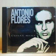 CDs de Música: ANTONIO FLORES - COSAS MÍAS - CD -. Lote 232243335