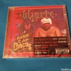 CDs de Música: PEDIDO MÍNIMO 5€ BIZARRE HANNICAP CIRCUS CD PRECINTADO EMINEM D12. Lote 232246005