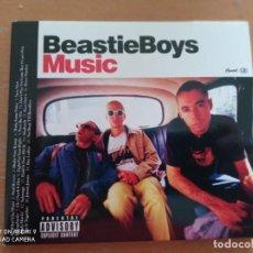 CDs de Música: BEASTIE BOYS MUSCI CD 20 TRACKS+LIBRETO. Lote 232307130