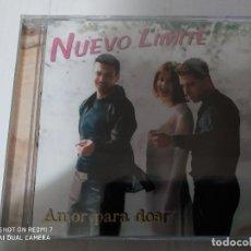 CDs de Música: NUEVO LIMITE - AMOR PARA DOS ( NUEVO PRECINTADO). Lote 232324125