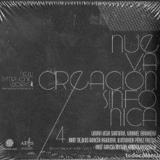 CDs de Música: NUEVA CREACIÓN SINFÓNICA -VOL.4 - 2CDS. Lote 274594138