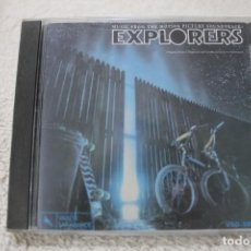 CDs de Musique: BSO CD EXPLORERS EXPLORADORES JERRY GOLDSMITH MADE IN USA 1985. Lote 232371640