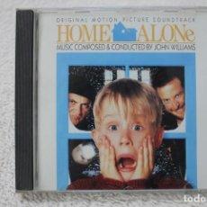 CDs de Música: BSO CD HOME ALONE SOLO EN CASA JOHN WILLIAMS. Lote 291422723