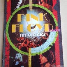 "CDs de Música: PINK FLOYD "" FAT OLD GIGS"" 4CD. Lote 232388160"