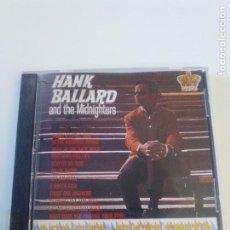 CDs de Música: HANK BALLARD & THE MIDNIGHTERS ( 1987 KING USA ) EXCELENTE ESTADO. Lote 232427605