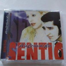 CDs de Música: SENTIO - ALA ORILLA DEL RIO ( NUEVO PRECINTADO). Lote 232433148
