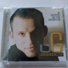 CDs de Música: JOAQUIN GARZON - AL COMPAS DE MIS LAMENTOS ( NUEVO PRECINTADO). Lote 232433440