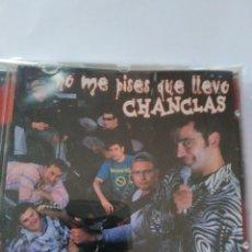 CDs de Música: NO MEPISES QUE LLEVO CHANCLAS -CON CHANCLAS Y A LO LOCO ( NUEVO PRECINTADO). Lote 232433975