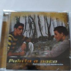 CDs de Música: POKITO A POCO - BUSCANDO EL MOMENTO ( NUEVO PRECINTADO). Lote 232434225