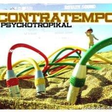 CDs de Música: CONTRATEMPO - PSYCHOTROPIKAL. Lote 263019555