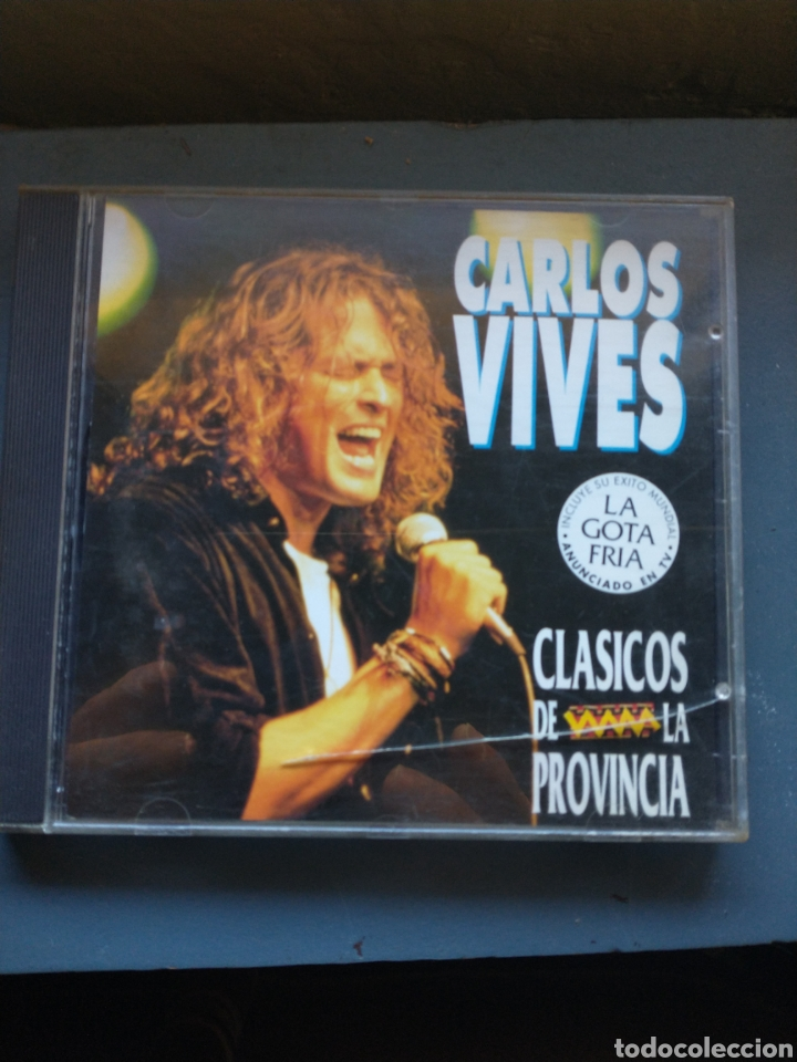 CARLOS VIVES CD (Música - CD's Latina)