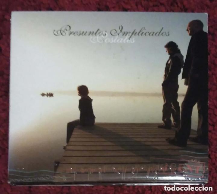 PRESUNTOS IMPLICADOS (POSTALES) CD 2005 DELUXE EDITION (Música - CD's Pop)