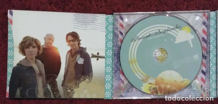 CDs de Música: PRESUNTOS IMPLICADOS (POSTALES) CD 2005 DELUXE EDITION - Foto 3 - 232466345