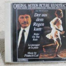 CDs de Música: BSO CD DER AUS DEM KAM RIDER ON THE RAIN EL PASAJERO DE LA LLUVIA FRANCIS LAI. Lote 232503635