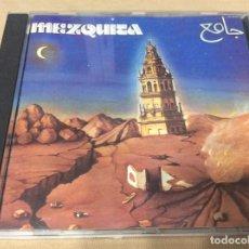 CDs de Música: MEZQUITA. RECUERDOS DE MI TIERRA (1994) REEDICIÓN CHAPA DISCOS.. Lote 232506820