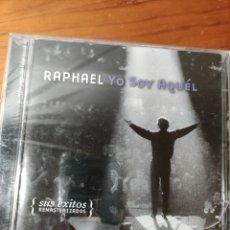 CDs de Música: 2CDS RAPHAEL. YO SOY AQUEL. NUEVO PRECINTADO. Lote 232519270