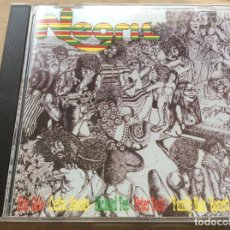 CDs de Música: NEGRIL. ERIC GALE. CEDRIC BROOKS, RICHARD TEE. PETER TOSH, FAMILY MAÑANA BARRETT. JOE HIGGS. ED 1992. Lote 232560700