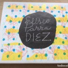 CDs de Música: ELISEO PARRA. DIEZ. DIGIPACK. Lote 232563150
