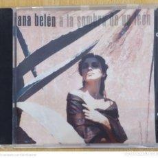 CDs de Musique: ANA BELEN (A LA SOMBRA DE UN LEON) CD 1988 - 1ª EDICIÓN SIN CÓDIGO DE BARRAS. Lote 232620170