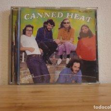 CDs de Música: CD DE MUSICA CANNED HEAT_EXPERIENCE. Lote 232635690