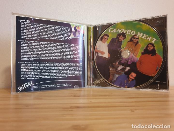 CDs de Música: CD de Musica Canned heat_Experience - Foto 3 - 232635690